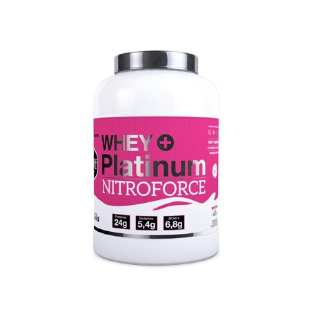 Whey Platinum NitroForce 2k