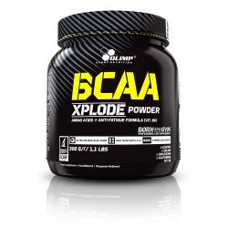 BCAA XPLODE POWER 500