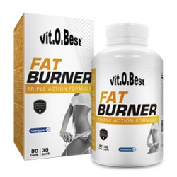 FAT BURNER Triple Acción 90caps