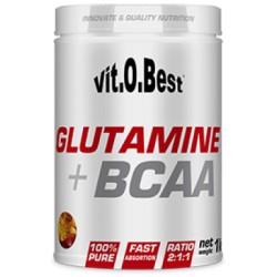 Glutamine + BCAA 1000g