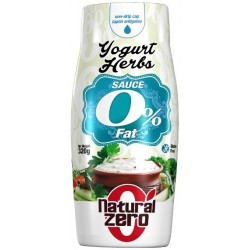 NATURAL ZERO YOGURT-FINAS HIERVAS 320g
