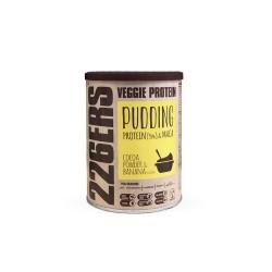 VEGGIE PROTEIN PUDDING – Proteína de guisante + Maca 430g