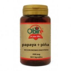 PAPAYA + PIÑA 90caps