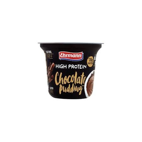 HIGH PROTEIN PUDDING 200g