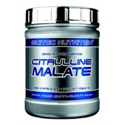 CITRULLINE MALATE 90caps