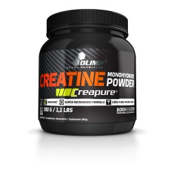 CREATINE MONOHYDRATE POWDER CREAPURE 500g