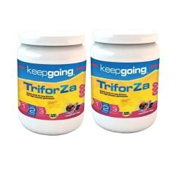 2 X Triforza Energy 500g con cafeina
