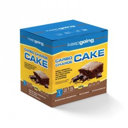 ENERGY CAKE CARBO CHARGE 400g