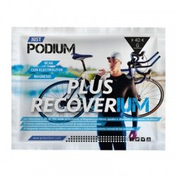 Plus Recoverium con l-glutamina y zinc SOBRE