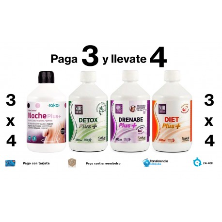 PACK SLINE CONTROL 3X4