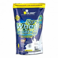 PURE WHEY ISOLATE 95-600g