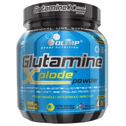 GLUTAMINE XPLODE POWDER 500g