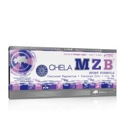 CHELA MZB Sport Formula 60 caps