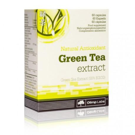 GREEN TEA 60 CAPS