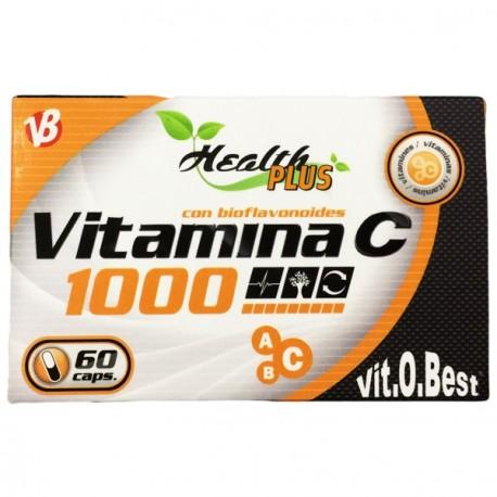 Vitamina C 1000 60caps